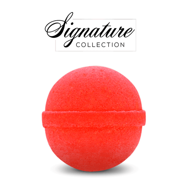 Red bath bomb, for relief from chronic pain try cannabis oil Portage, IN.